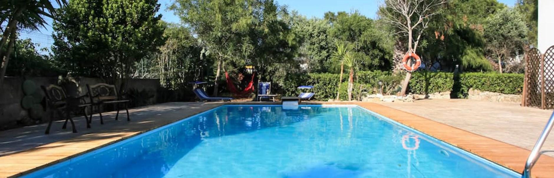 Villa Borrega - Gallipoli - Lido Pizzo
