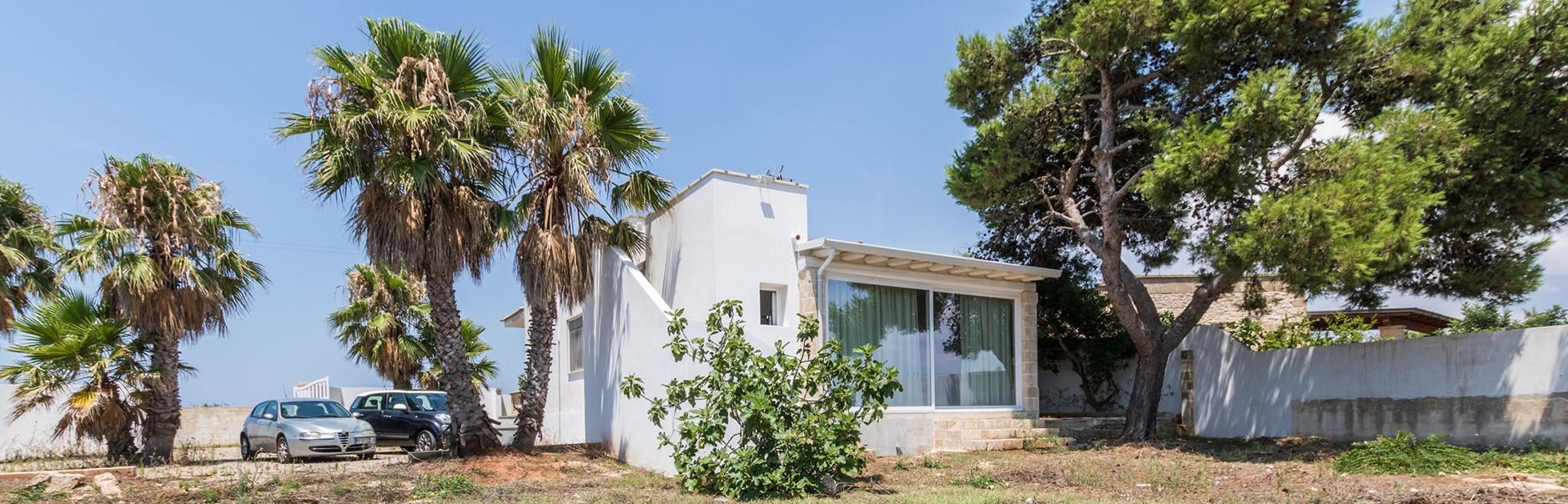 Villa Eriberto - Torre Suda