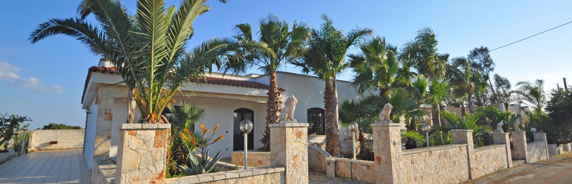 Villa Magnolia 1 - Torre Suda