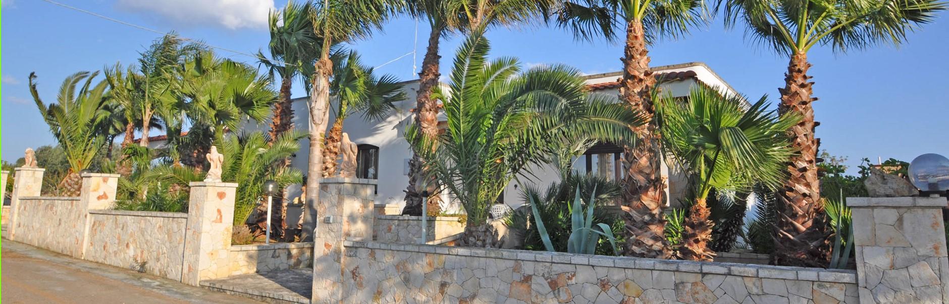 Villa Magnolia 2 - Torre Suda