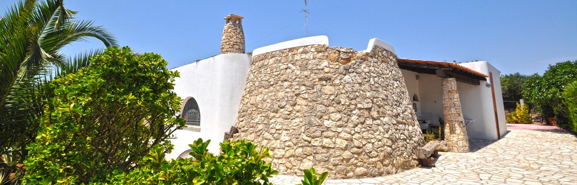 Trullo Gioia - Torre Suda