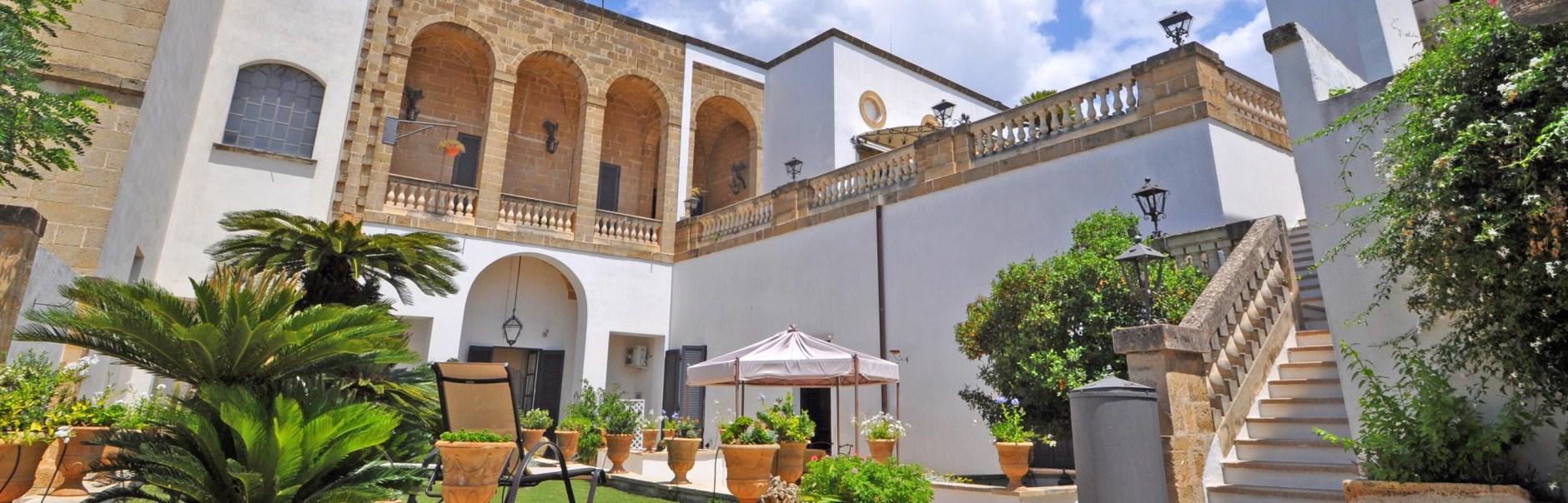 Palazzo De Donatis - Melissano